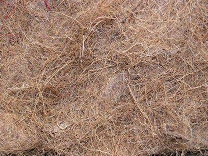 Obrázek Kokosové vlákno  - přírodní (0,5kg)