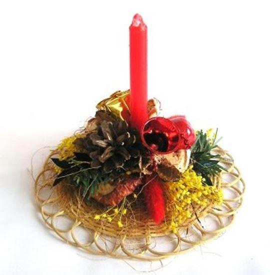 Obrázek z Aranžmá V5 - vánoční
