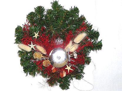 Obrázek Aranžmá V9 - vánoční