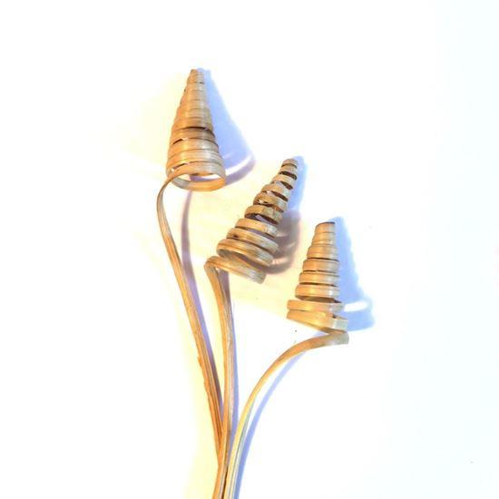 Obrázek z Cane Cone, přírodní (25ks)