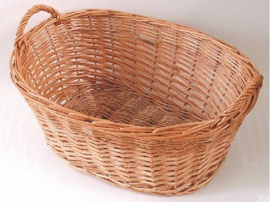 Obrázek z Koš prádelní - proutěný