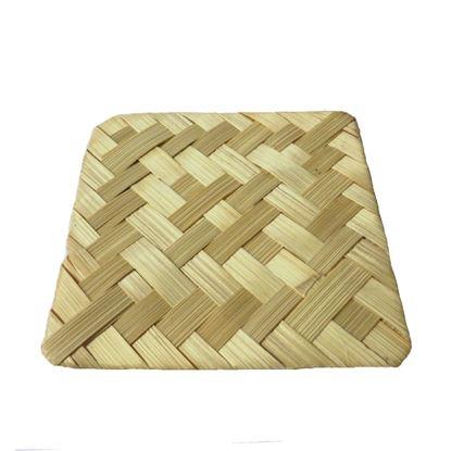 Obrázek Bambusové prostírání 10x10cm