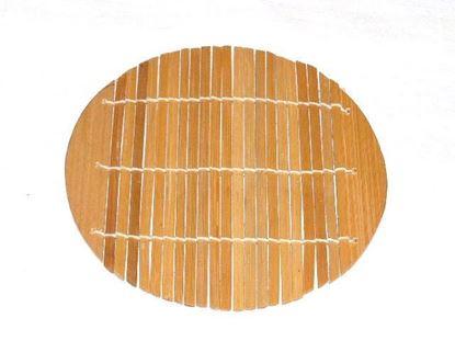 Obrázek Prostírání bambus ø15cm