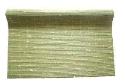 Obrázek Rohož na stěnu - bambus 70x200 zelená