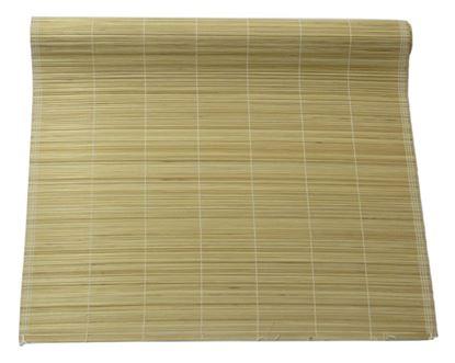 Picture of Rohož na stěnu - štípaný bambus 80x300