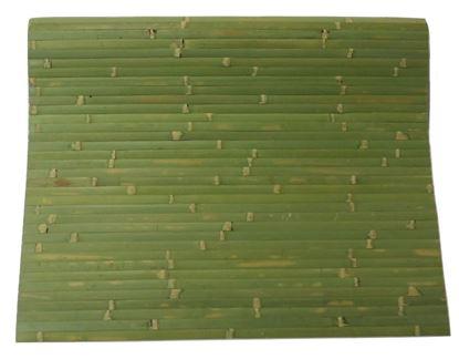 Picture of Rohož na stěnu - bambus 70x200 zelená