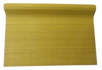 Picture of Rohož na stěnu - bambus 70x200 světlá