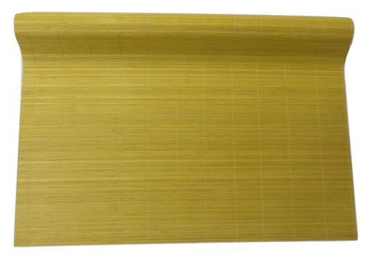 Obrázek z Rohož na stěnu - bambus 70x200 světlá