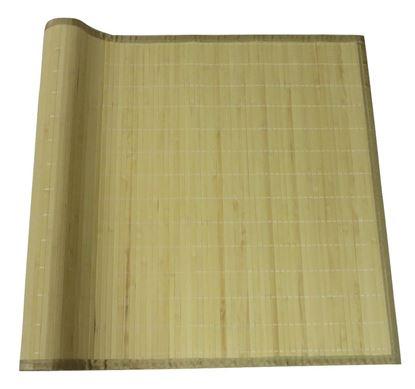 Picture of Rohož bambusová 70x200 světlá - obšitá