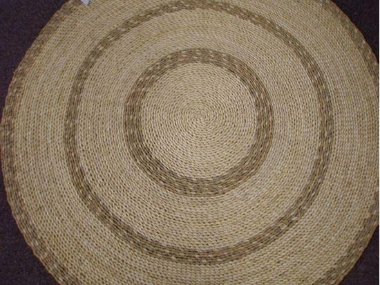 Obrázek z Rohož na podlahu - kukuřičná pr.120