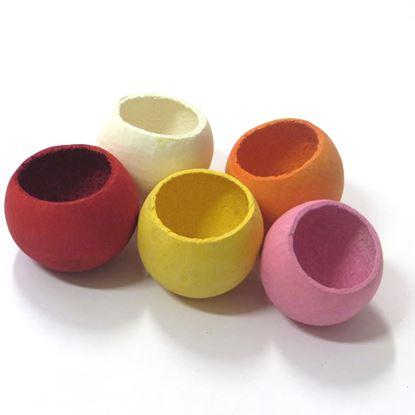 Obrázok z Bell cup mini - farebný (15ks)