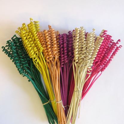 Obrázek Cane step spring - barevné (25ks)