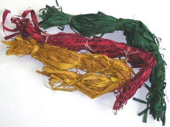 Picture of Raffia slim indická - barevná (1kg)