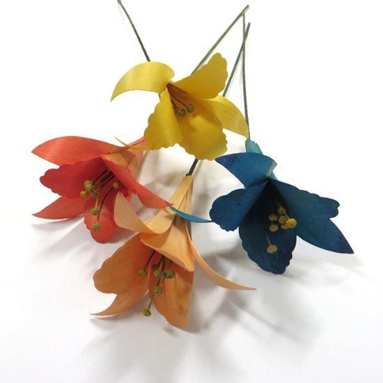 Obrázek z Deco lilie - barevné (2ks)
