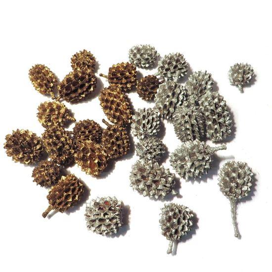 Obrázek z Casurina - zlatá, stříbrná (0,5kg)