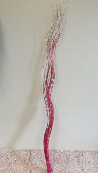Picture of Weiden twisted - svazek - glitrovaná tmavě růžová