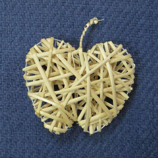 Obrázek z Proutěné jablko - dekorace k zavěšení (3 BARVY)