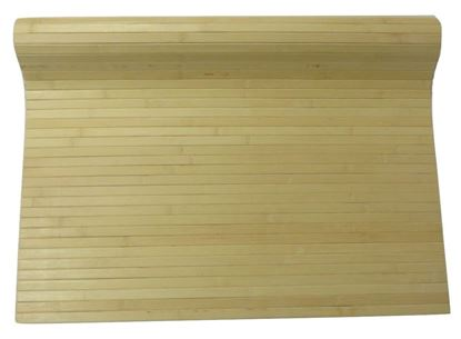 Obrázek Rohož na stěnu - bambus 70x170 světlá