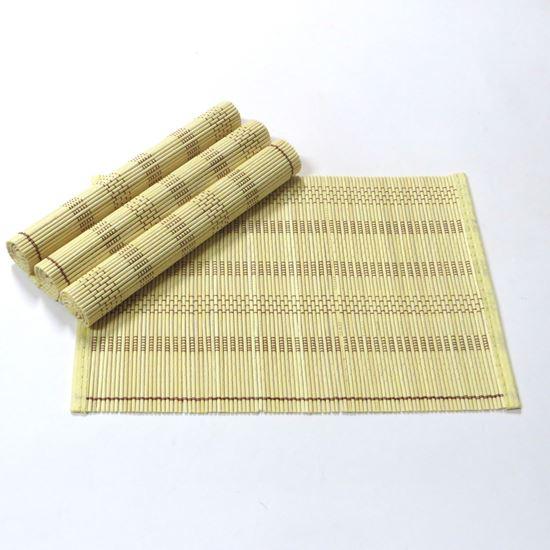 Obrázok z Bambusové prestieranie 25x35cm