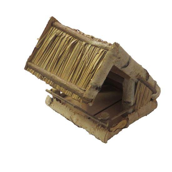 Picture of Krmítko pro ptáčky - dřevěné
